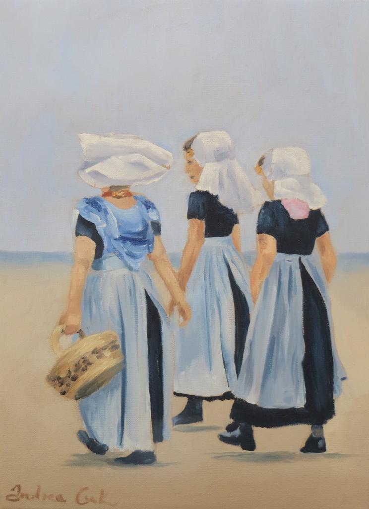Andrea cook 3 meisjes en een mandje - Mandje doek doek ...