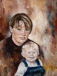 Commissions and portraits are done from photos, please contact the artist for prices etc, Opdrachten en Portretten, voor meer informatie neem contact op met de kunstenaar.